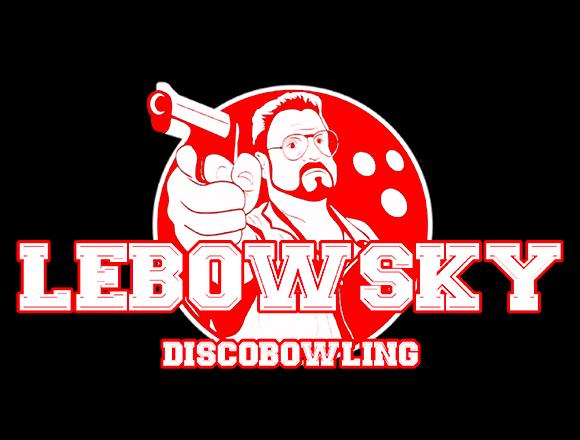Disco Bowling Lebowsky - Logo
