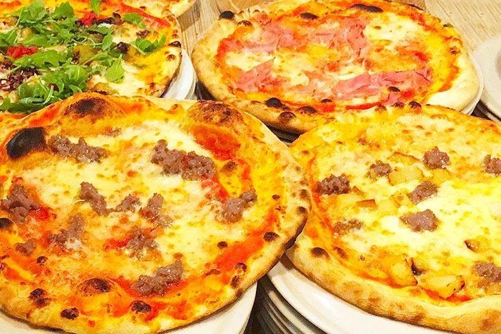 Cinepizza- Pizze con farine speciali