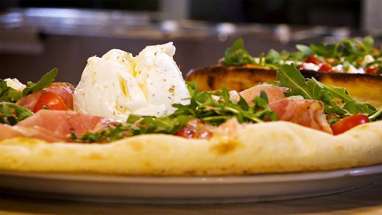 Cinepizza - pizza ad alta digeribilità e prodotti speciali