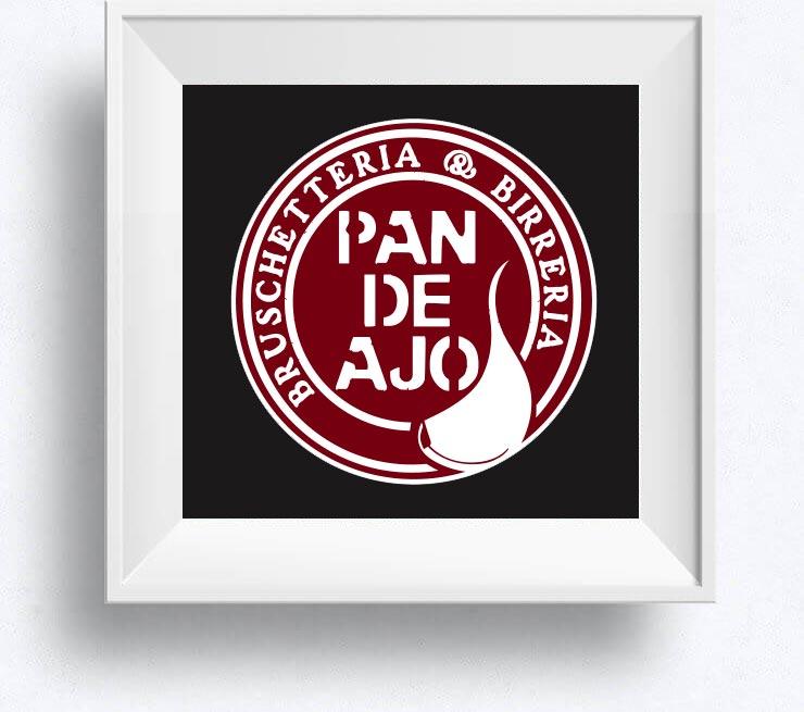 Pan de Ajo Bruschetteria - Logo