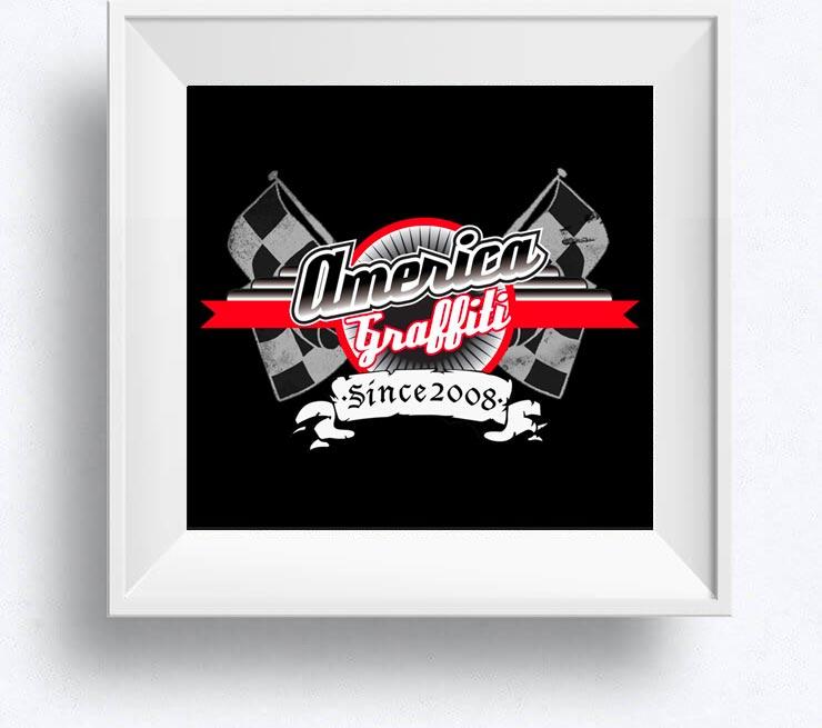 America Graffiti - Logo