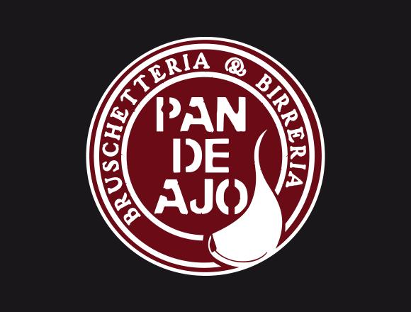 Pan de Ajo - logo