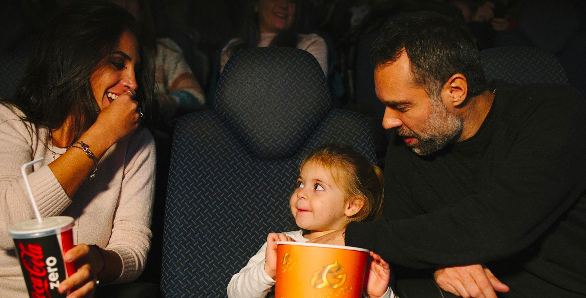 CinemaCity Ravenna - ideale per le famiglie