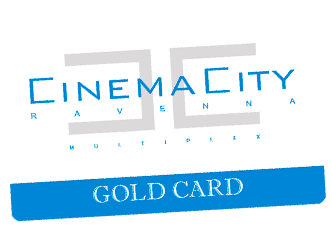 CinemaCity Ravenna - Gold Card. La carta prepagata